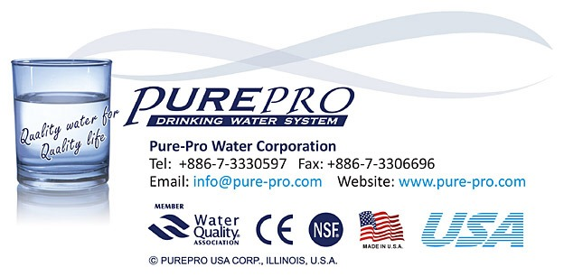 PurePro® Reverse Osmosis Water Filter Systems : Contact Us